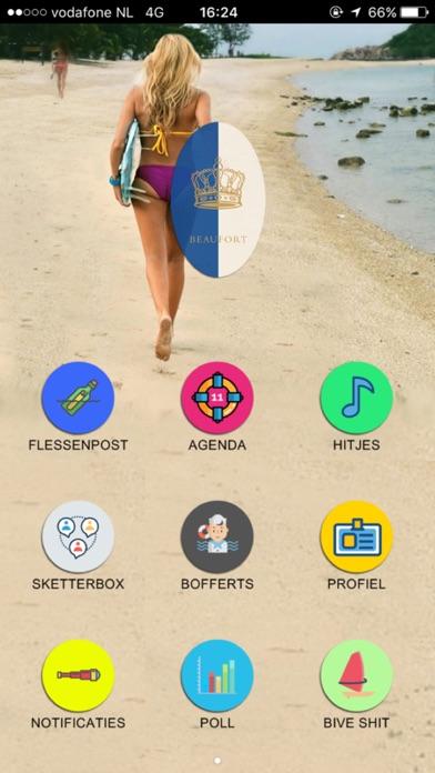 H.D.D. Beaufort app image
