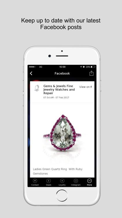 Gems & Jewels Fine Jewelry