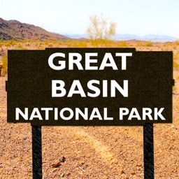 Great Basin National Park Map, Nevada