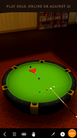 ‎Pool Break 3D Billiards 8 Ball, 9 Ball, Snooker Screenshot
