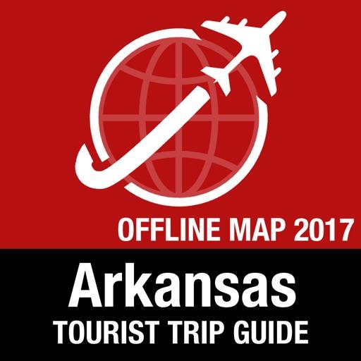 Arkansas Tourist Guide + Offline Map