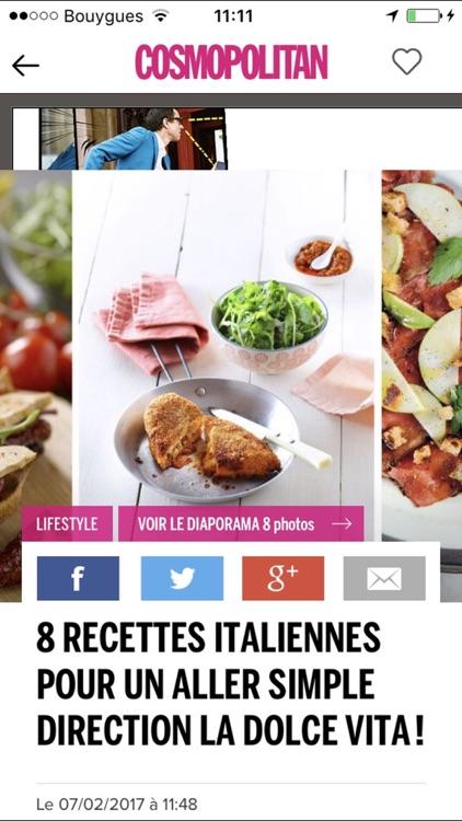 Cosmopolitan France screenshot-4