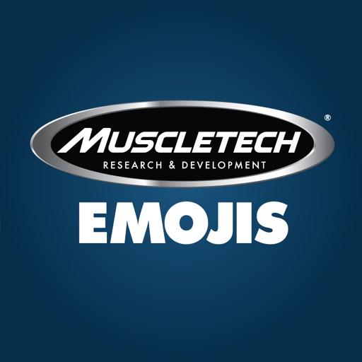 MuscleTech Stickers