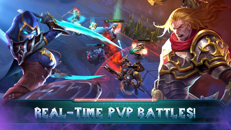 MOBA Legends screenshot-1