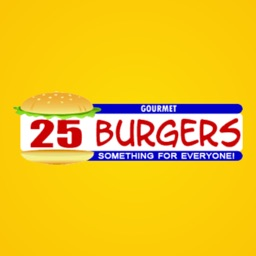 25 Burgers and Pizza