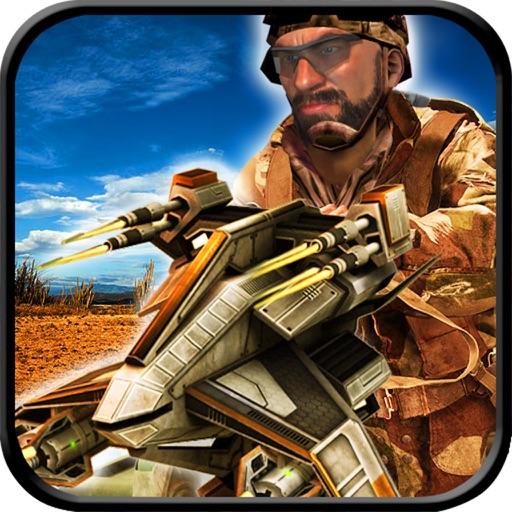 Hardcore Gunner Battle Fury shooter 3d