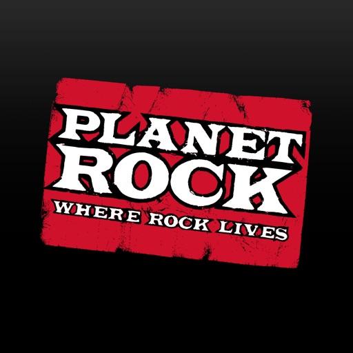 Planet Rock - Where rock music lives!