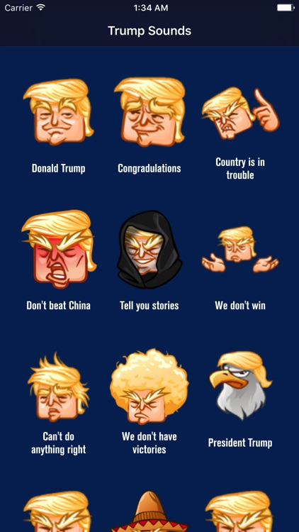 Donald J Trump Soundboard | The Best Soundboard