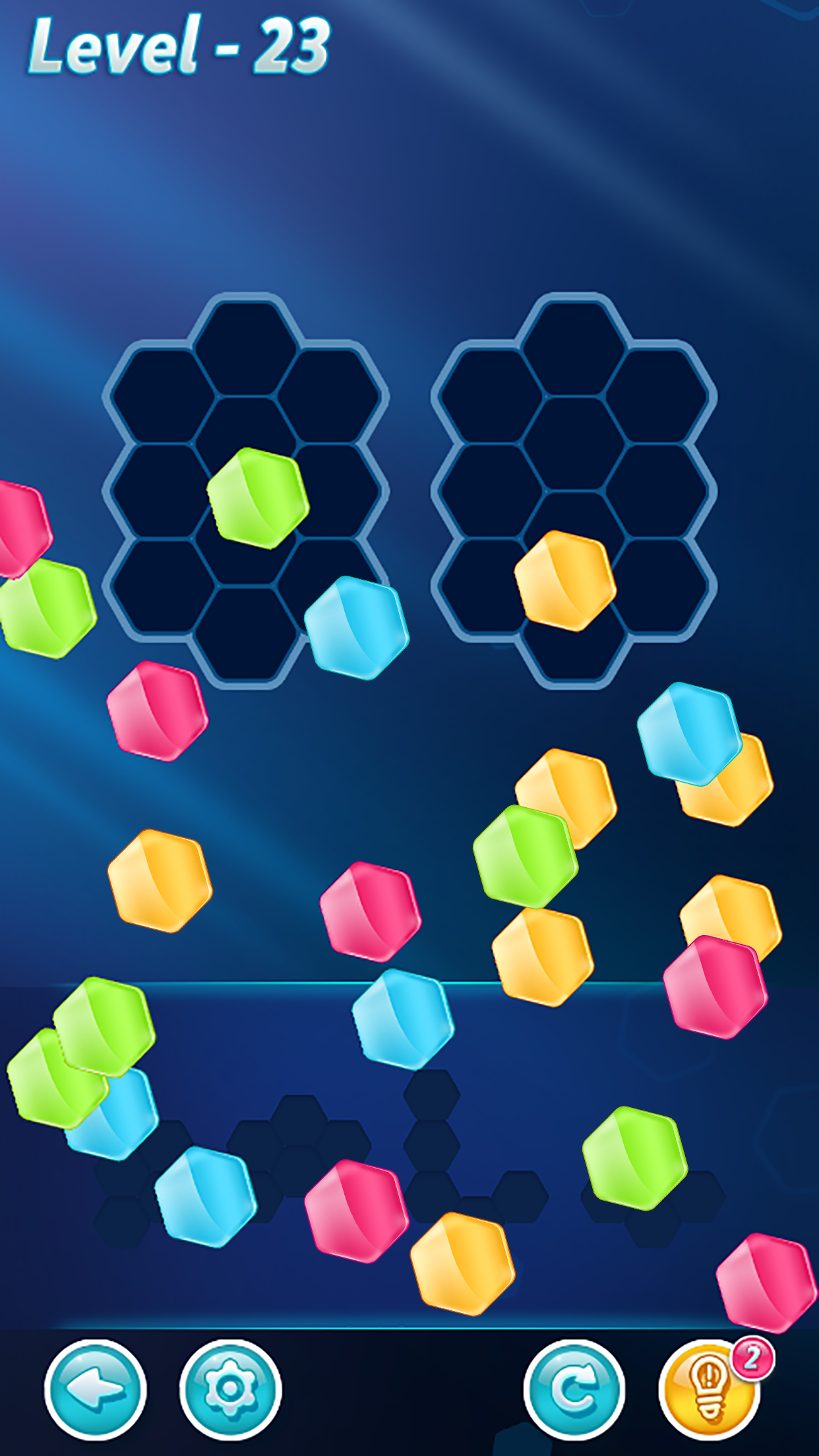 Block! Hexa Puzzle™ Screenshot