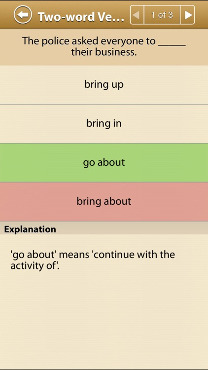 Grammar Up screenshot-3