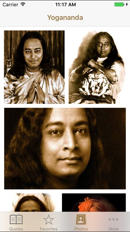 Paramahansa Yogananda Quotes screenshot-2