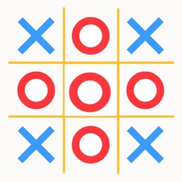 Tic Tac Toe - 2 Player,Multiplayer classic