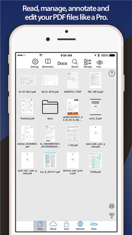 PDF Editor Pro : Create, Edit, Annotate & Sign PDF screenshot-3