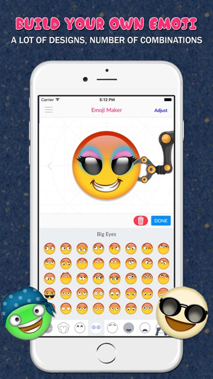 Emoji Maker™ - Create Your Own Emoji