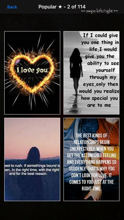 "Love Quotes"" Pro - Photos, Sayings, & Wallpapers"