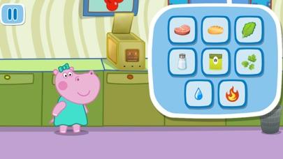 Baby Cooking: Kids Cafe. Premium 5