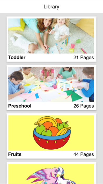 Recolor - Colory Book For Kids and Adults screenshot 4