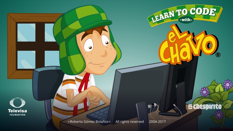 Learn to code with el Chavo screenshot-0
