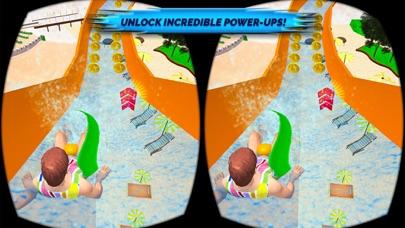 VR Beach Water Sliding - Water stunt & ride Pro screenshot four