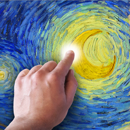 Ícone do app Starry Night Interactive Animation