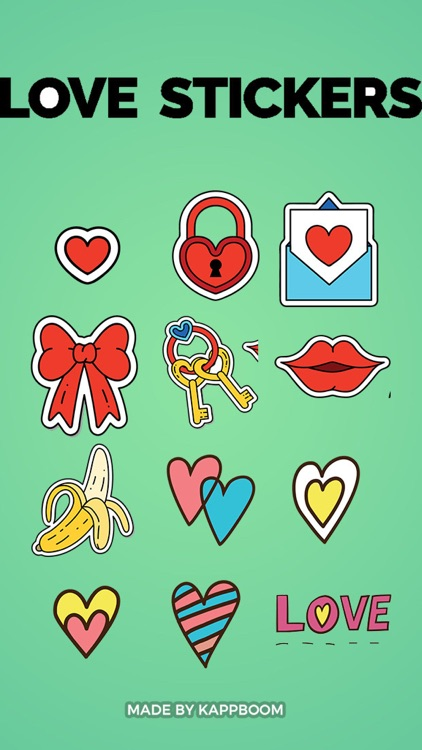 Love & Dating stickers
