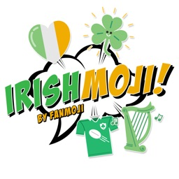 Irishmoji - Irish emoji-stickers!