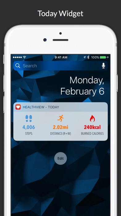 HealthView screenshot1