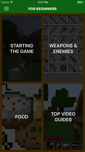 ultimate beginners guide for minecraft on the app store rh itunes apple com Minecraft Tips for Beginners Minecraft Tips for Beginners