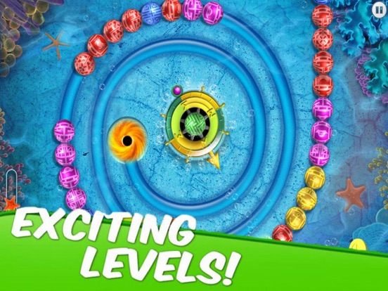 Poping Ball - Ocean Marble screenshot 4