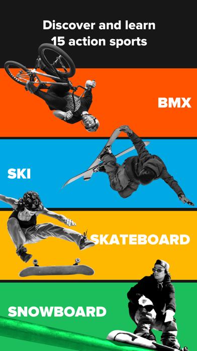 RIDERS – BMX, Skateboard, and Scooter tricksのおすすめ画像1