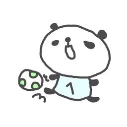 FootBall Panda!!
