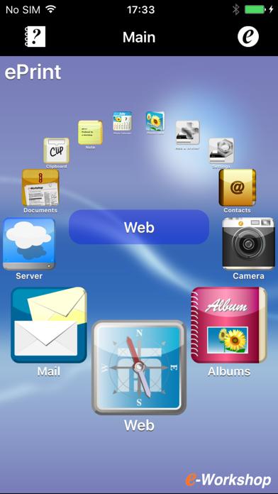 Screenshot for ePrint in Kazakhstan App Store