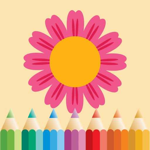 Flower Coloring Pages: Mandala Colouring Book
