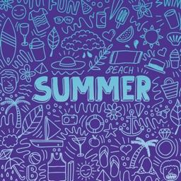 Summer Fun Doodles