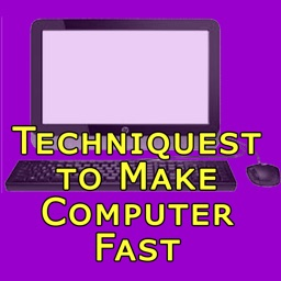 Techniques to Make Computer Fast-  PC Tej kare