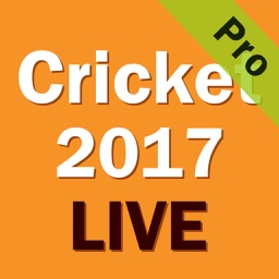 Cricket 2017 Live Full Score Pro  for world cup