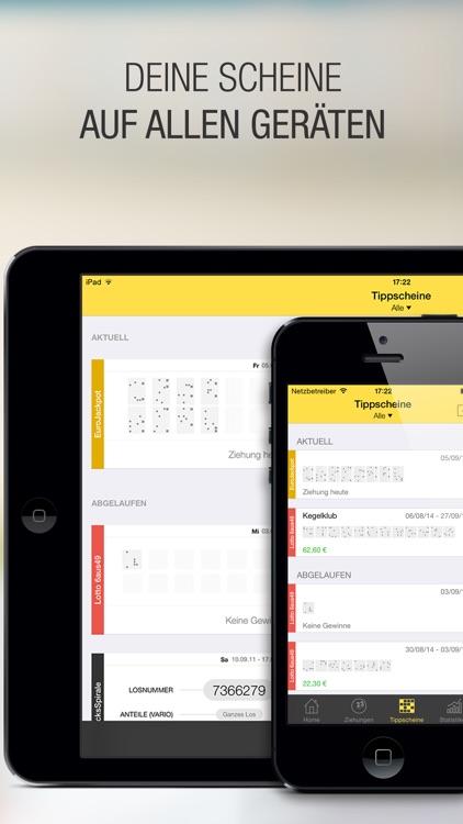 Clever Lotto - 6aus49 & EuroJackpot screenshot-3