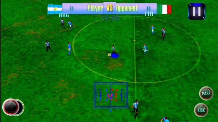 Play Real Football 2017: Soccer Challenge 3D screenshot-3