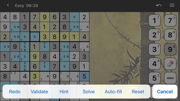 Sudoku Premium screenshot-4