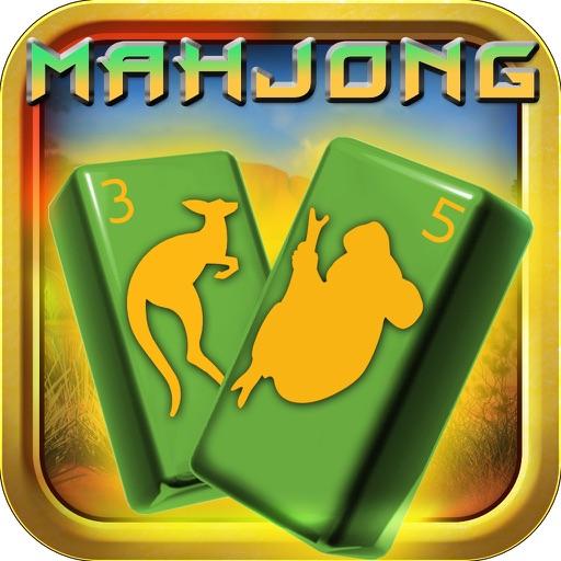 Mahjong Solitaire Australia Adventures