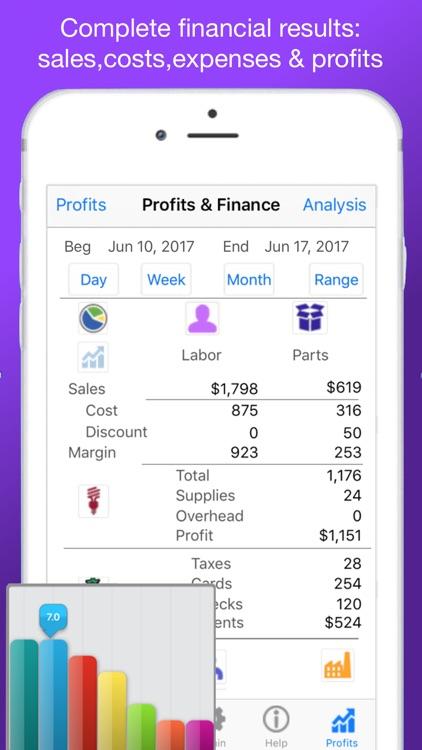 HVAC Pro Estimating, Invoicing and Work Order Tool screenshot-4