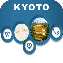 Kyoto Japan Offline City Maps Navigation & Touism