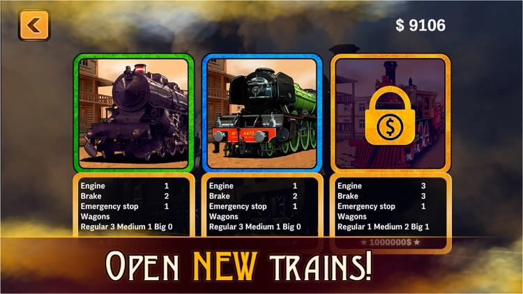 Steam Train Driving screenshot-4