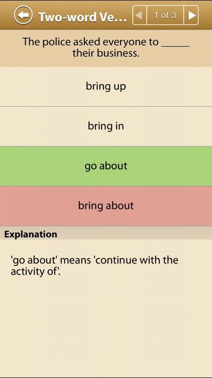 Grammar Up : Lite Edition screenshot-3