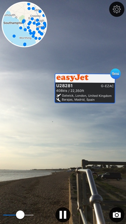 Plane Finder AR screenshot-1