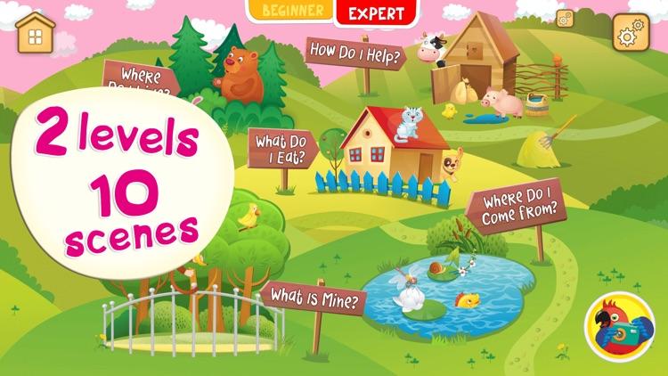 Meek-a-Moo: Learn & Play. screenshot-4
