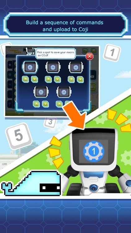 COJI robot screenshot-3