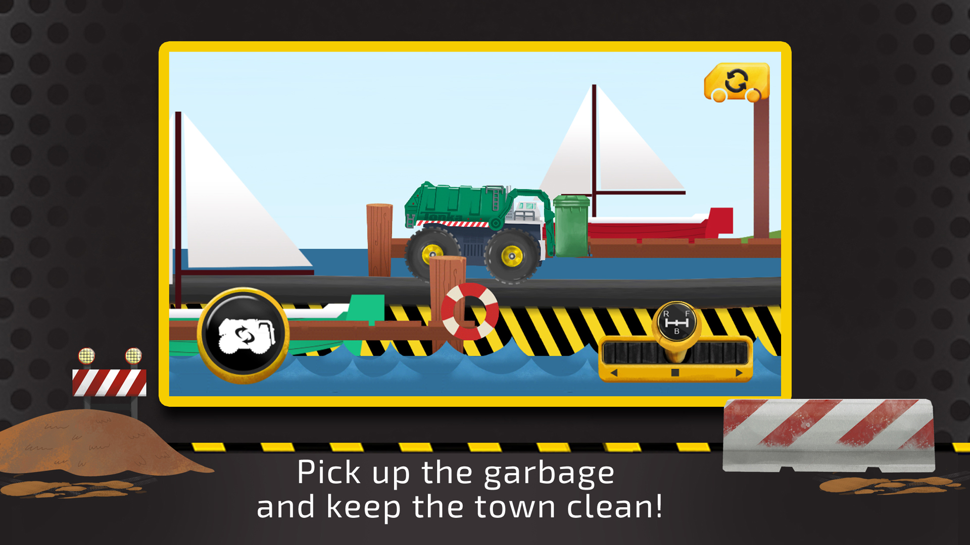 Tonka: Trucks Around Town screenshot 14