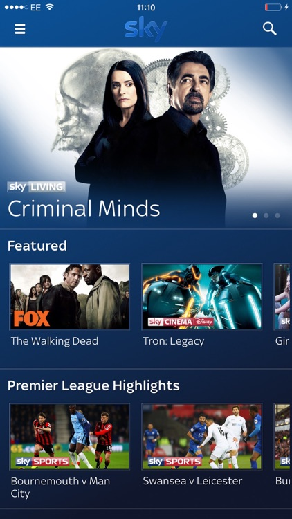 Sky Go screenshot-4