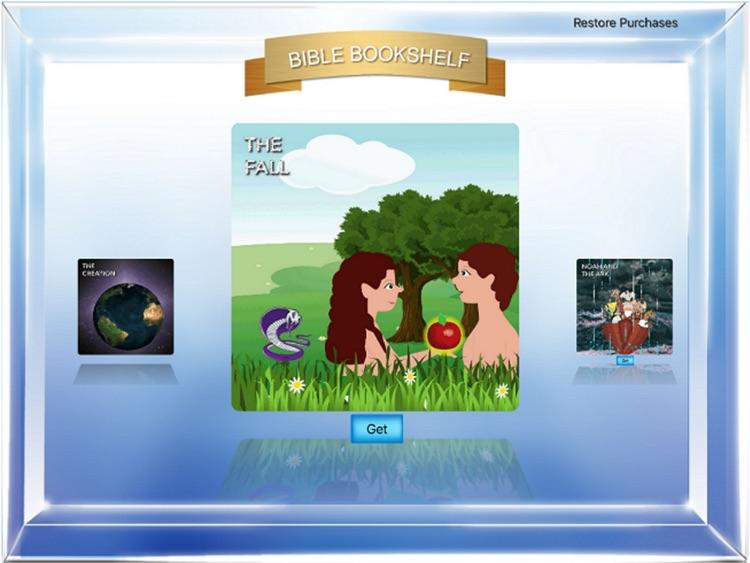 Kids Bible Bookshelf HD